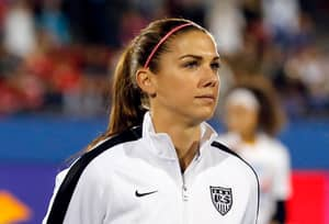 Alex Morgan Secures Huge Switch For The Remainder Of The Season