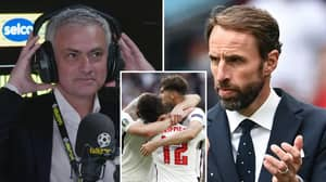 Jose Mourinho Makes New Euro 2020 Prediction For England After Stunning Germany Win