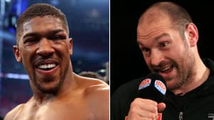 WATCH: Tyson Fury Launches Scathing Attack On Anthony Joshua