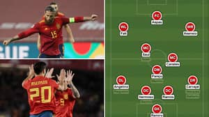 Spain XI Of Players Not Included In Euro 2020 Squad Is Still Impressive
