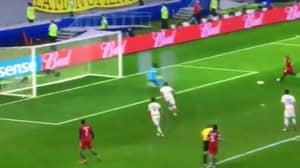 WATCH: Ronaldo Plays A Great Assist For Quaresma Goal