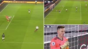Dean Henderson Produces Horrendous Error On Return To Sheffield United