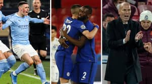 Chelsea, Manchester City, Real Madrid To Be Removed From Champions League Semi-Finals