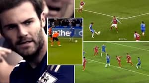 Juan Mata's 12/13 Season Is One Of The Greatest Ever From An Attacking Midfielder