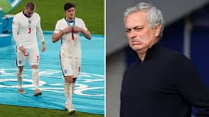 Jose Mourinho Questions Why Senior Players Like Luke Shaw Didn't Take Penalty In Final Shootout