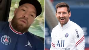Conor McGregor Makes Honest Admission About Lionel Messi Feat That Is 'Hard To Beat'