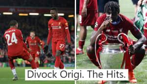 Liverpool Fan's Tweet About All Divock Origi's Crucial Goals Goes Viral