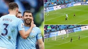 Sergio Aguero Breaks Premier League Record In Final Manchester City Game