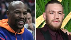 Conor McGregor Open To Fighting Floyd Mayweather In A Rematch