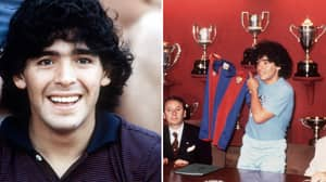 Diego Maradona Scout Report Shows Just How Incredible He Was