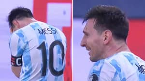 The Exact Moment Lionel Messi Knew Argentina Had Won The Copa America Is An Emotional Watch