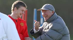 Ole Gunnar Solskjaer Invites Sir Alex Ferguson To Manchester United Training