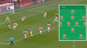 Arsenal Concede To Southampton Inside Eight Minutes Despite Seven Defensive Players