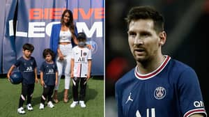 Lionel Messi Is Looking At Moving Into A Castle Near Paris Which Is Worth £41 Million
