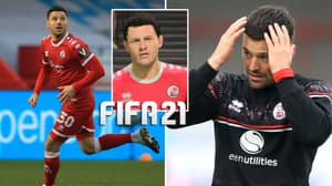Crawley Town And TOWIE Star Mark Wright Added To FIFA And He's Got The Worst Rating In The Game