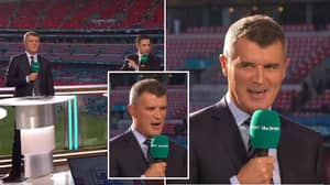 """Roy Keane Once Argued With A Woman For """"Singing Too Loud"""" At A Concert And It's Comedy Gold"""