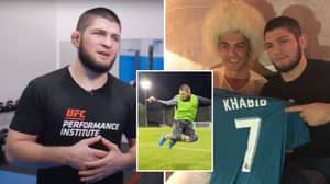 Khabib Nurmagomedov Ready To Accept Offer From Professional Club And Become Full-Time Footballer