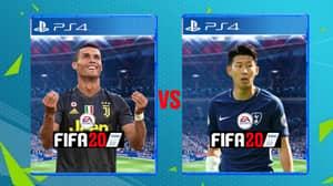 Heung Min-Son Beats Cristiano Ronaldo In FIFA 20 Cover Star Vote