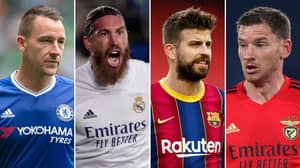 The 25 Highest-Scoring Defenders This Century Proves Sergio Ramos Is A Genuine GOAT