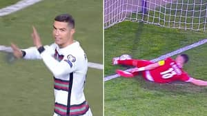 Cristiano Ronaldo Speaks Out After He's Denied Winner For Portugal