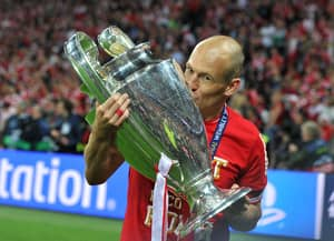 Arjen Robben Selects His Dream XI