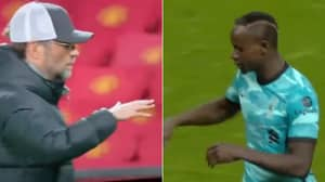 """Out Of Order"" Sadio Mane Slammed For Showing ""Lack Of Respect"" To Jurgen Klopp In Handshake Snub"