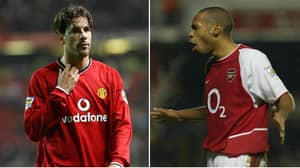 Thierry Henry Used To Make Ruud van Nistelrooy 'Sad' At Manchester United