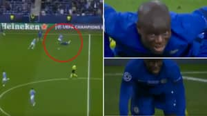 N'Golo Kante Wouldn't Even Time-Waste Late In The Champions League Final, He's Too Pure For Football