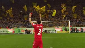 'Yellow Wall' Pays Incredible Respect For Former Borussia Dortmund Player Neven Subotic
