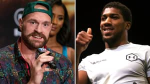 Anthony Joshua Vs Tyson Fury Showdown Will Have Staggering $150m Site Deal 'Completed This Weekend'