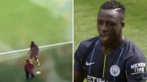 Benjamin Mendy Got Mugged Off By A Wolves Ball Boy