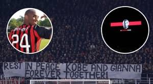 AC Milan Releases Touching Tribute To Lifelong Fan Kobe Bryant
