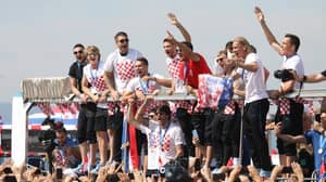 Croatia National Team Will Donate World Cup Prize Money To Children's Charity