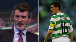 Roy Keane's Hilarious Response When Asked To Congratulate Rangers On Title Win