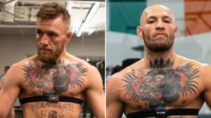 Conor McGregor Flaunts Remarkable Three-Year Body Transformation Ahead Of Stunning UFC Comeback