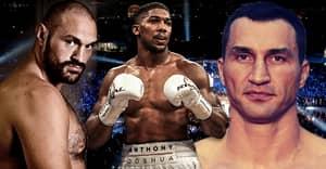 Wladimir Klitschko Is Eyeing Up Rematches With Tyson Fury And Anthony Joshua