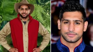 Amir Khan Will Earn Ten Times More Than The Rest Of 'I'm a Celeb' Campmates