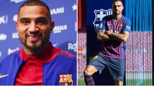 Kevin Prince-Boateng Was As Surprised As All Of Us When He Heard About Barcelona Interest