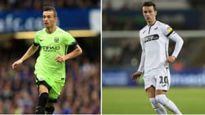 Swansea's Bersant Celina Excited For 'Special' Showdown With Former Club Manchester City