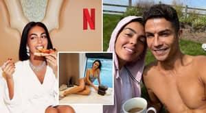 Georgina Rodriguez Admits She's Desperate For Cristiano Ronaldo To 'Pop The Question' In New Netflix Show