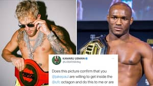 Kamaru Usman Thinks Jake Paul Has CONFIRMED UFC Fight With Him After Savage Callout
