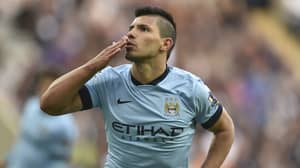 Sergio Aguero Will Leave Manchester City At The End Of The Season