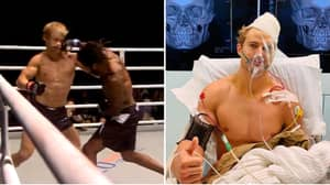 Sage Northcutt Left With Eight Facial Fractures After Being Knocked Out Inside 29 Seconds