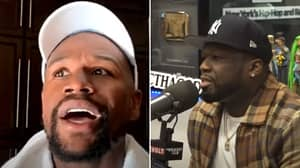 Floyd Mayweather Reveals Exactly How Relationship With 50 Cent Broke Down, He Brutally Responds