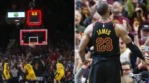 Watch: LeBron James Hits Epic Game-Winning Buzzer-Beater Against Indiana Pacers