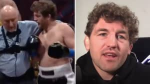 Ben Askren Addresses Claims His First Round Knockout Defeat To Jake Paul Was 'Fixed'