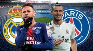 PSG Planning Incredible Swap Deal Involving Gareth Bale And Neymar
