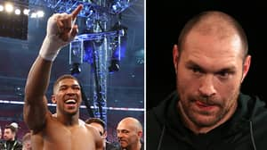 WATCH: Tyson Fury Gave Anthony Joshua Advice Back In 2013