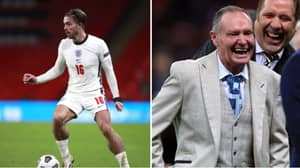 'Paul Gascoigne Tells England Star Jack Grealish To 'Pull His F*****g Socks Up'