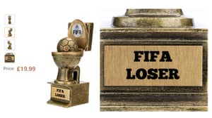You Can Buy A 'FIFA Loser' Trophy For Someone Who Is Bad At FIFA